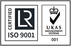 Lloyd's Register ISO 9001 approval