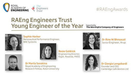 Young Engineer of the Year image